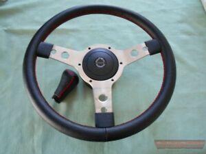 "14"" Steering Wheel, Boss & Gear Knob Triumph Herald, Spitfire, GT6, Herald Lotus"
