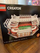 LEGO 10272 Old Trafford Manchester United Football Stadium *Just Built*