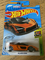 Hot wheels Mclaren Senna Zamac
