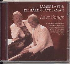 "James Last & Richard Clayderman ""Love Songs"" NEW & SEALED CD - 1st Class Post UK"