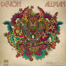 Devon Allman ‎– Ride Or Die on Pink Vinyl LP Ruf Records 2017 NEW/SEALED
