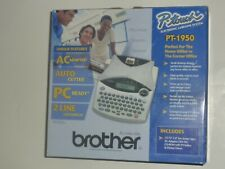 Brotherelectronic Labeling System P Touch Pt 1950 For Home Or Office
