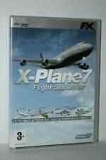 X-PLANE 7 FLIGHT SIMULATOR GIOCO USATO PC DVD VERSIONE ITALIANA RS2 55521