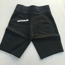 -Sample Product- NonZero Gravity Magma Men's Black Sauna Shorts (Small)
