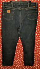 Wrangler Men's Advanced Comfort Fire Resistant  Jeans HRC2 2112 Blue 42x32 A630