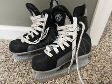 Youth/kids Easton Hockey Skates Size Y10D