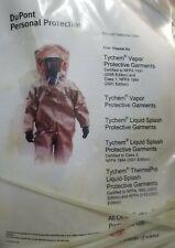 Rc 550 Ttn Dupont Size 2xl Tychem Responder Csm Level A Chemical Protection Suit
