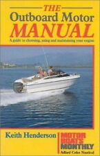 The Outboard Motor Manual: A Guide to Choosing-ExLibrary