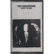 The Christians ‎‎‎‎‎‎‎MC7 Happy In Hell / Island Record ‎Sealed 0743211071642