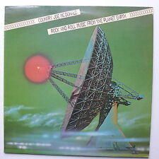 LP/  country joe mcdonald - rock and roll music from the planet earth