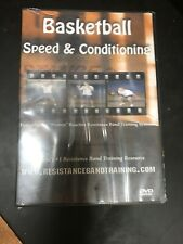 Basketball Speed & Conditioning Resistance Band Training DVD