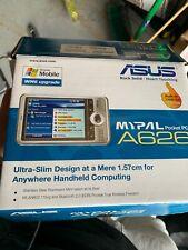 "Asus A626 3.5"" Handheld Personal Digital Assistant Pda Windows Mobile 6.0 In Box"