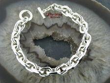 Ankerkette Armband 10mm 23cm 69 Gramm Silber 925 Silberarmband Anker Glieder