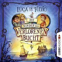 LUCA DI FULVIO - DIE KINDER DER VERLORENEN BUCHT  CD NEW