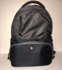 Manfrotto Black/Gray Multi Pocket Backpack