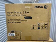 Xerox Phaser 3610, Duplex - Brand New