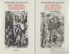 Die dreissig tolldreisten Geschichten, genannt Contes drolatiques: Balzac