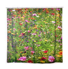 Flower Shower Curtain 180 x 200 cm / 70 x 79 inches