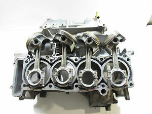Zylinder Kolben Pleuel Motorgehäuse cylinder piston Yamaha FJR 1300 RP04 ´02