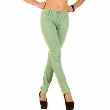 Coloured Damen-Jeans mit geradem Bein Hosengröße 42