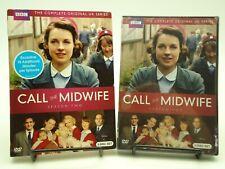 BBC Call the Midwife Season 2 DVD 2013 New Region 1 Jessica Raine Jenny Agutter