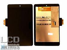 Asus Google Nexus 7 ME370 ME370TG PANNELLO TOUCH NERO VENDITORE UK