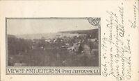Port Jefferson, NEW YORK - 1904 -Birdseye - LI, Suffolk County