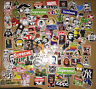 SUPREME Skateboard Stickers High Quality Snowboard Laptop Apple ipad Car Bumper