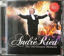 ANDRE RIEU - THE 100 GREATEST MOMENT - 2 CD