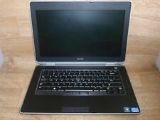 "Dell E6430 14"" Laptop 2.5GHz Core i5 3rd Gen 4GB RAM Grade C No Webcam/Media"