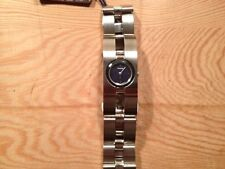 Nuevo - Reloj Watch Montre PULSAR - Steel Acero - Blue dial Esfera negre - New
