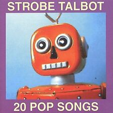 20 Pop Songs, Strobe Talbot, New