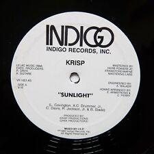 """Krisp """"Sunlight"""" Holy Grail Private Boogie Funk Modern Soul Reissue 12"""""""