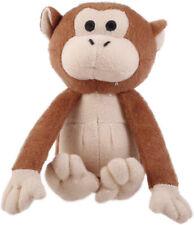 Hartz Jungle Plush Tiny Dog Toy - Assorted Style