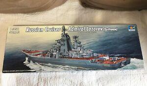 Croiseur Admiral Lazarev Trumpeter 1/350