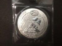 2020 Rwanda 50 Franc 1oz Silver Nautical Ounce MayFlowerBullion Coin