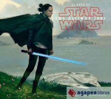 Star Wars El arte de los últimos Jedi (EP VIII). NUEVO. ENVÍO URGENTE (Librería