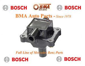 NEW OEM BOSCH 97-00 C230 Mercedes-Benz Ignition Coil 0221506002 00119