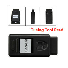 MPPS V16 Flasher 2017 Professional ECU Chip Tuning Tool Read/Write For Checksum