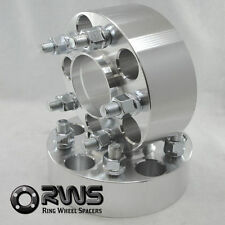 22mm /5x114.3 Wheel Spacer Pair  (CB 66.6 / M12x1.5 / nut )