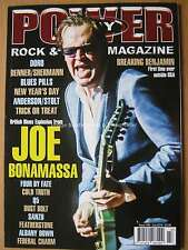 Power Play July 2016 Rock & Metal magazine Joe Bonnamassa Doro Breaking Benjamin