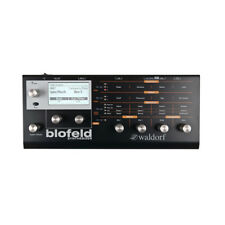 Waldorf blofeld desktop table d'ondes synth (noir)