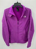 The North Face Women's Size M Medium Purple Long Sleeve Full Zip Jacket