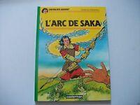 BD Chevalier Ardent - N°16 - L'Arc De Saka - EO - Craenhals