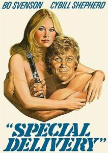 SPECIAL DELIVERY (1976) NEW DVD