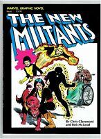 Marvel Graphic Novel #4 1st New Mutants Canadian Price Variant 1982 1st printing