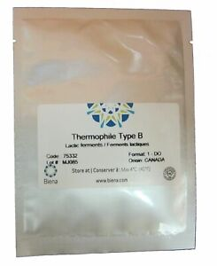 Cheese Culture Thermophilic B for Italian style cheeses
