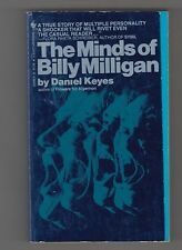 DANIEL KEYES = THE MINDS OF BILLY MILLIGAN = {MULTIPLE PERSONALITY DISORDER}  =