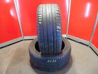 2x Sommerreifen Dunlop 245/40 ZR18 97Y XL SportMaxxRT DOT 15 ca. 5,5/6 mm (1120)