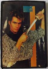 NIK KERSHAW Original Vintage 1980`s  Sew On Patch/PhotoPatch